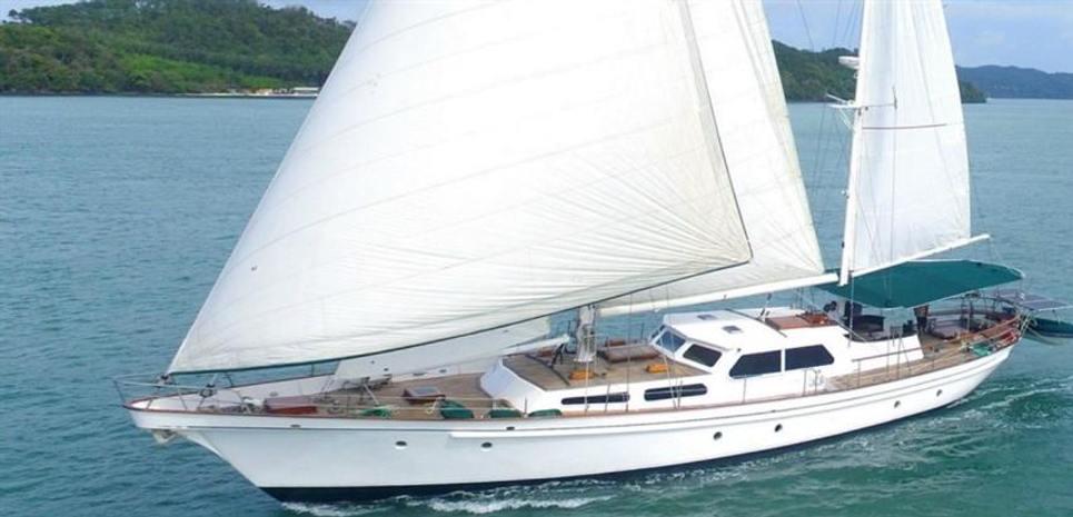 Blue Fin Charter Yacht
