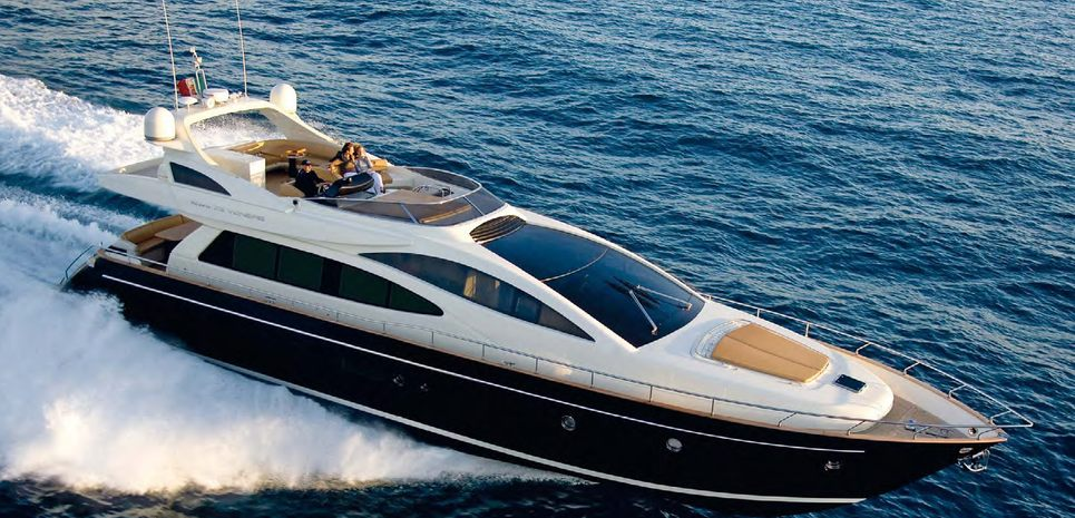 Selfie Charter Yacht
