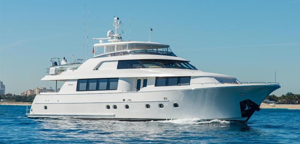 Dealership Charter Yacht