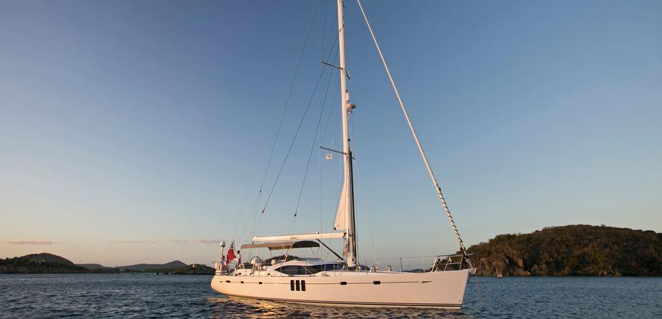 Vamos Charter Yacht