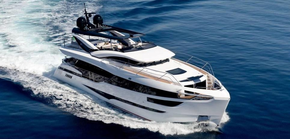 Hanaa Charter Yacht