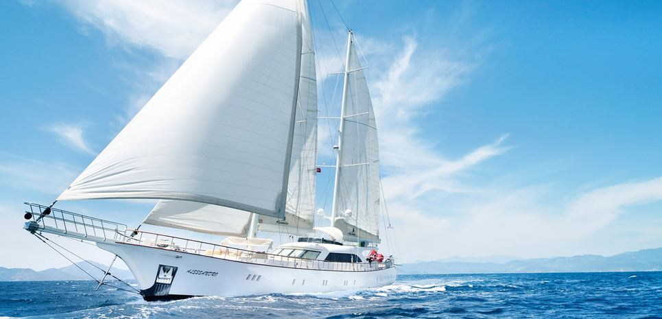 Alessandro Charter Yacht