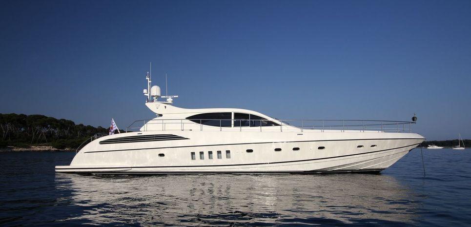 Cheetah Charter Yacht