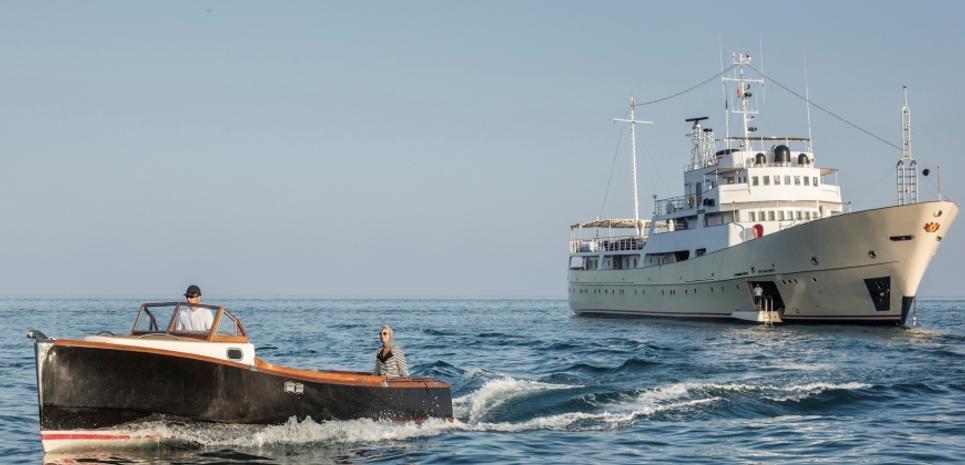 La Sultana Charter Yacht