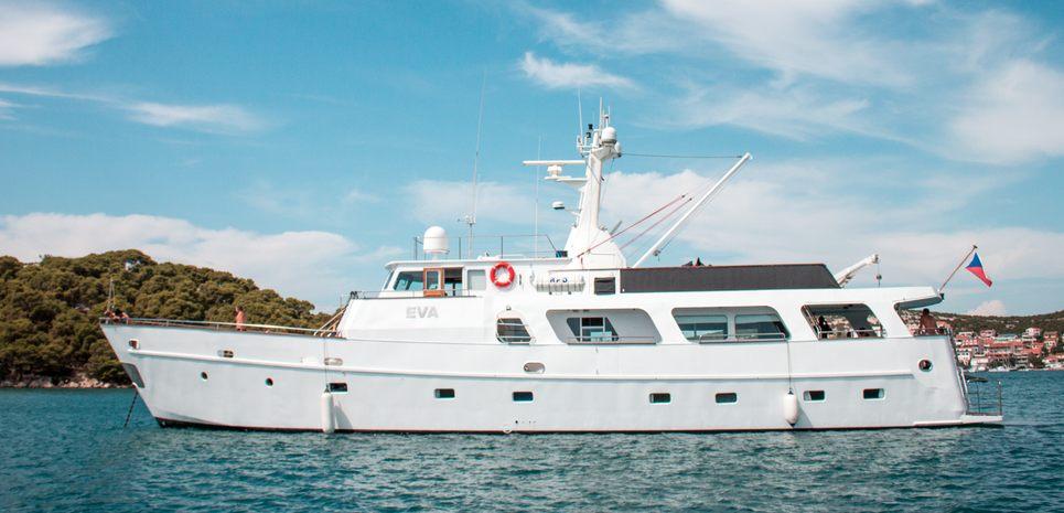 Eva Charter Yacht