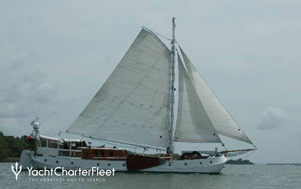 De Vrouwe Christina Charter Yacht