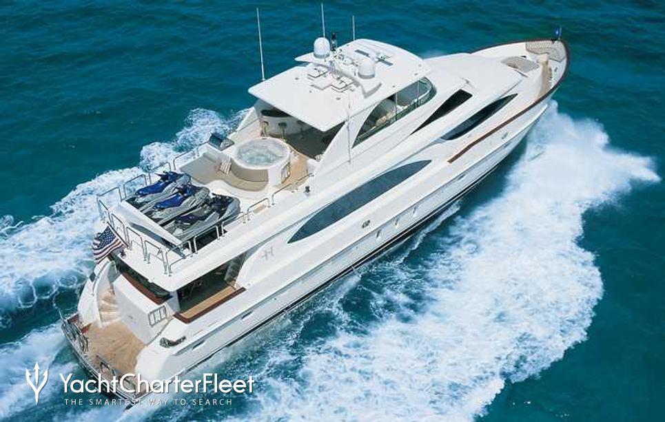 Vitesse Charter Yacht