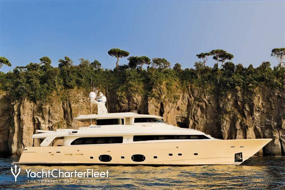 Aloha Charter Yacht