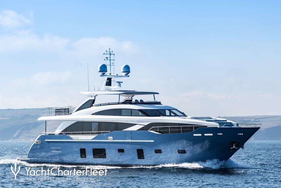 Hallelujah Charter Yacht