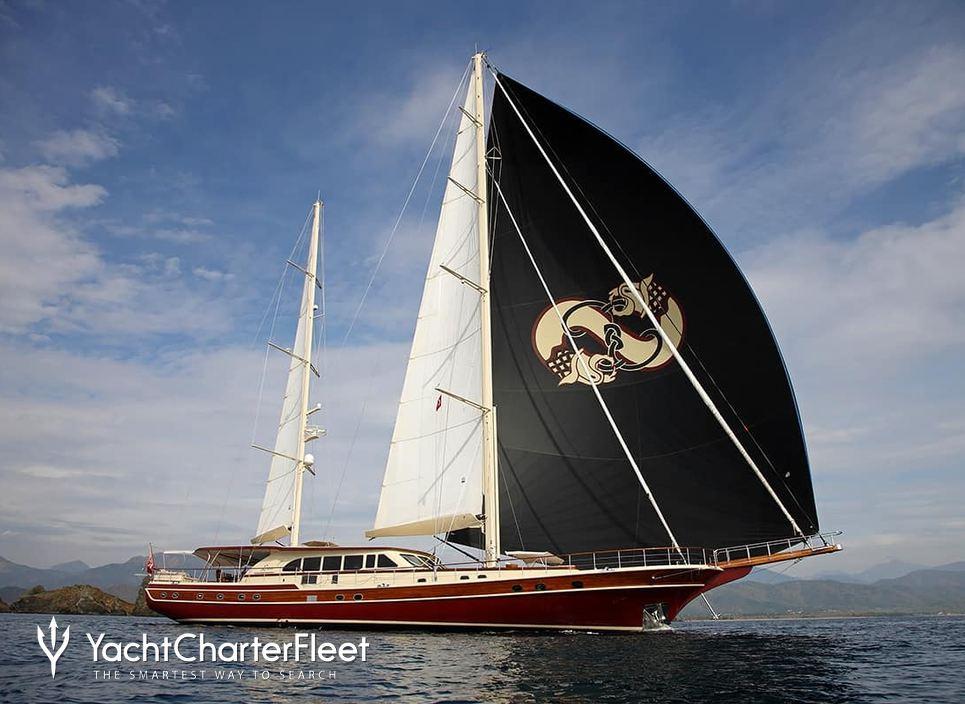 Daima Charter Yacht