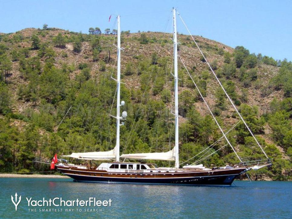 Kaya Guneri V Charter Yacht