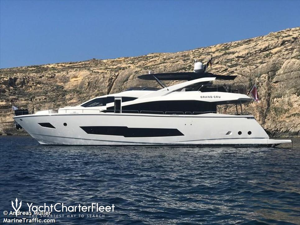 Grand Cru VI Charter Yacht