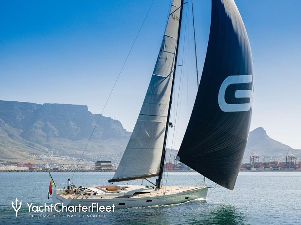 Grande Orazio Charter Yacht