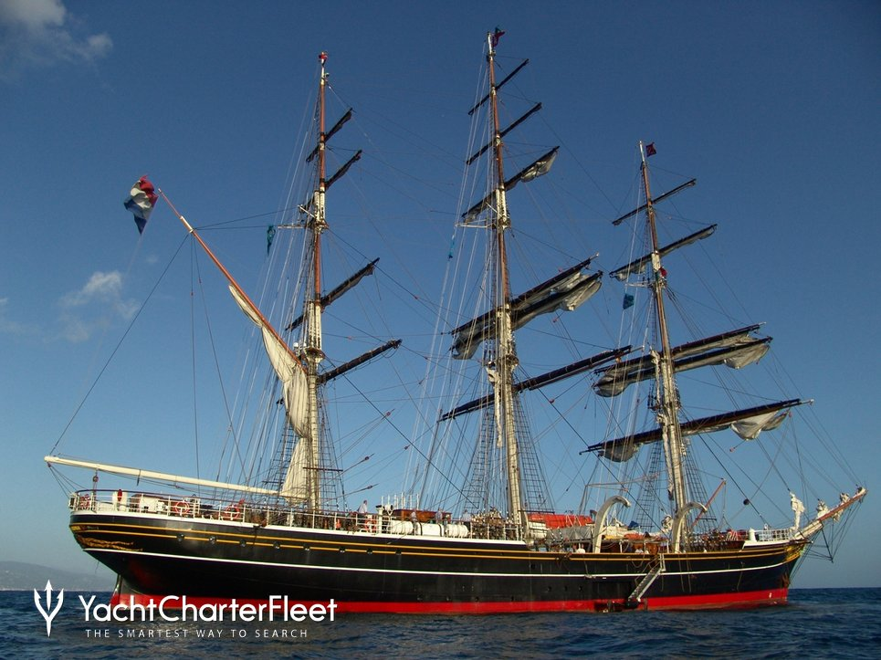Stad Amsterdam Charter Yacht