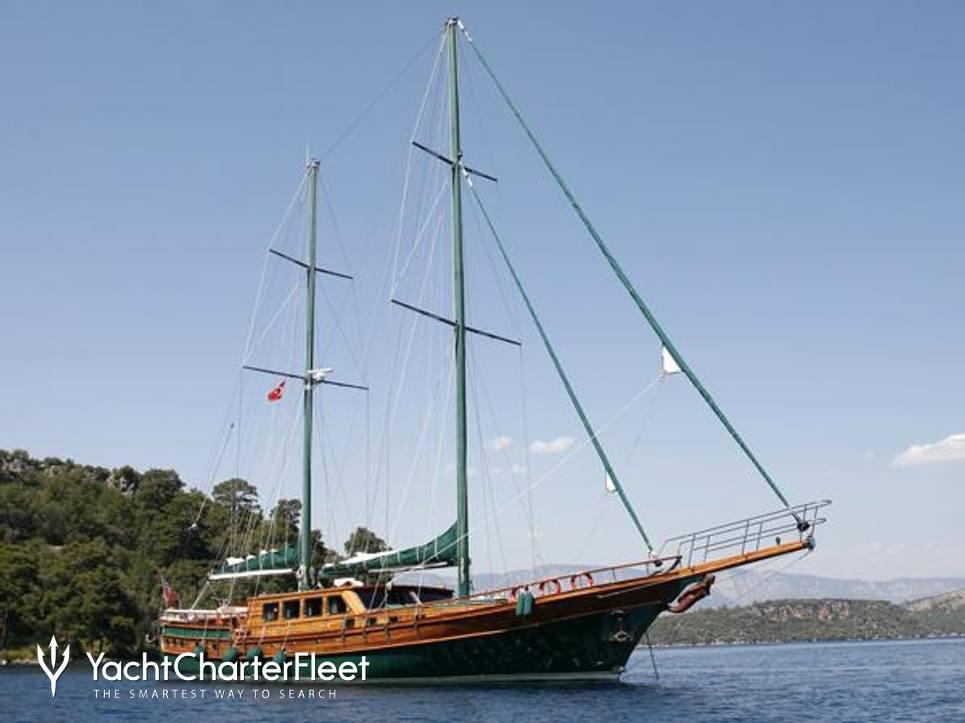 Bel Air Charter Yacht