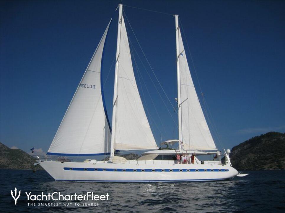 Angelo II Charter Yacht