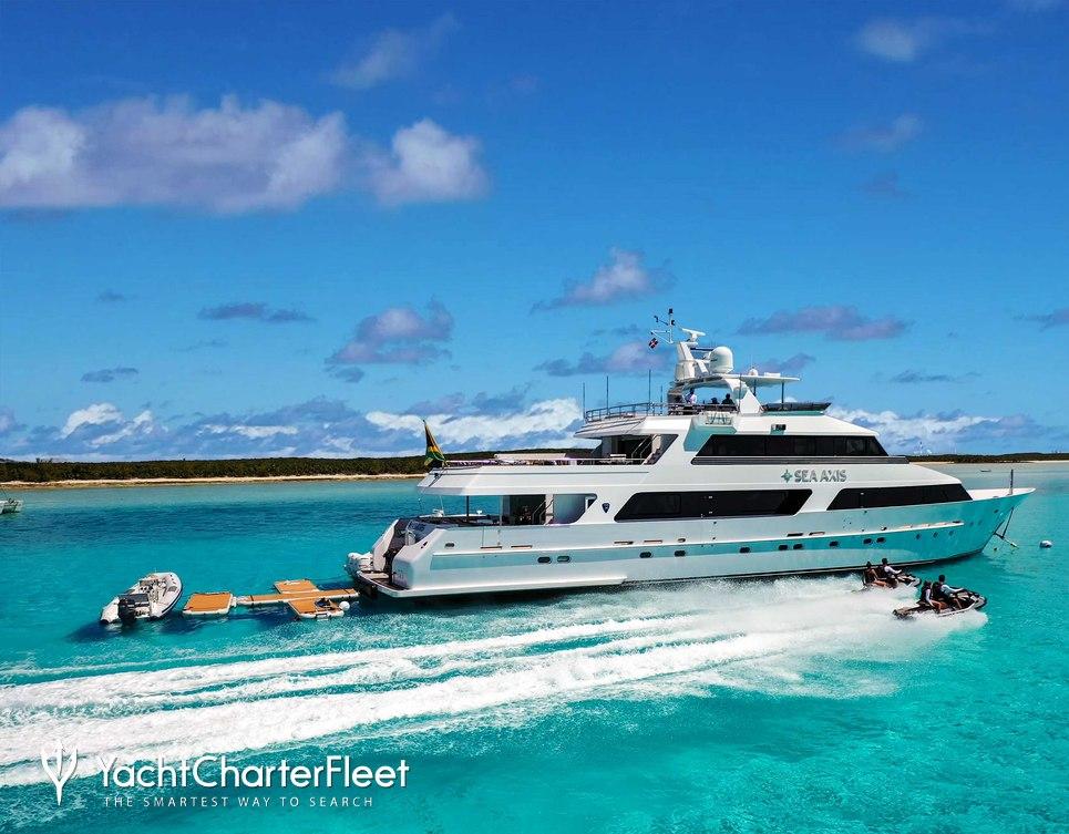 Sea Axis Charter Yacht
