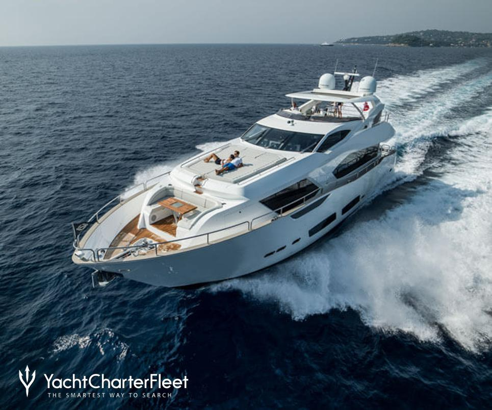 Halwa Charter Yacht