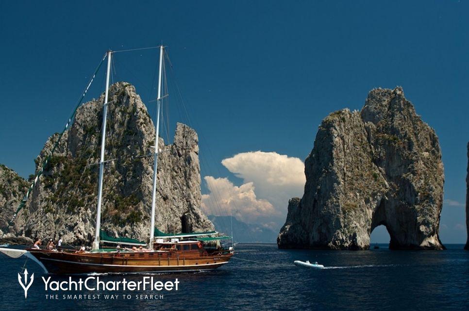 Deriya Deniz Charter Yacht