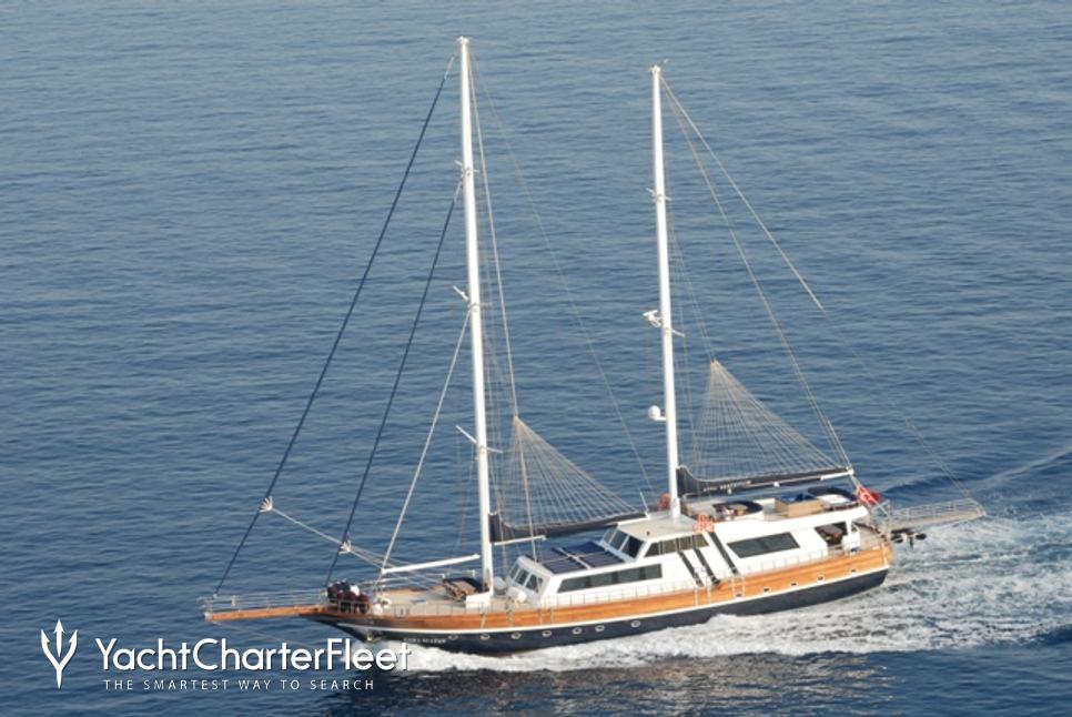 Esma Sultan Charter Yacht