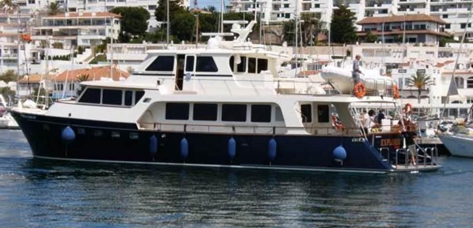 Explorer seven seas yacht marlow yacht charter fleet for Motor yacht seven seas