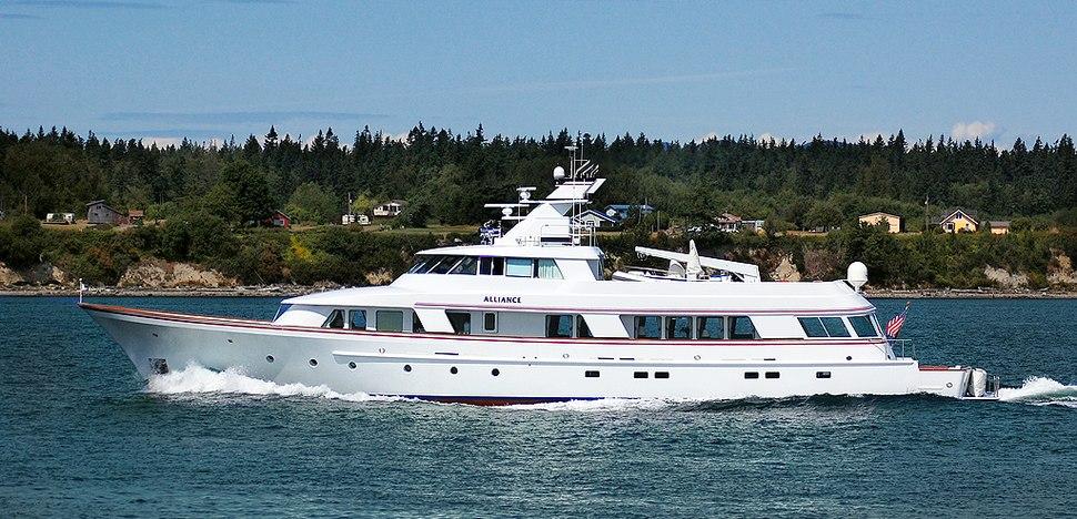 Alliance Yacht Delta Marine Yacht Charter Fleet