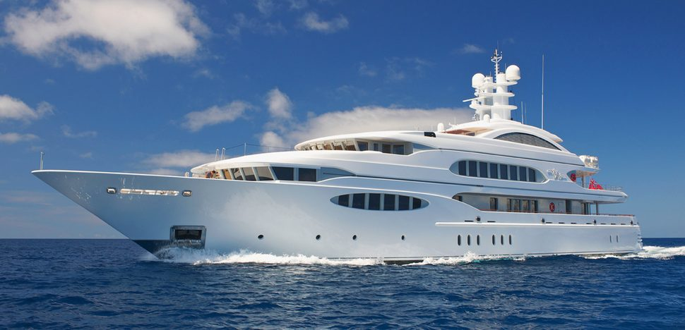 Vive La Vie on Design Gt Luxury Yacht Interior
