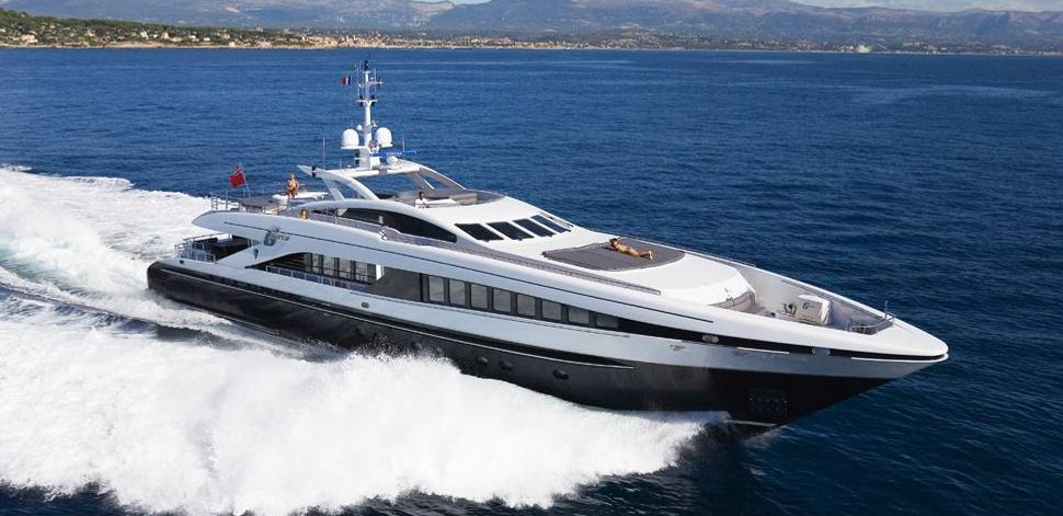 G Force Yacht Charter Price Heesen Luxury Yacht Charter