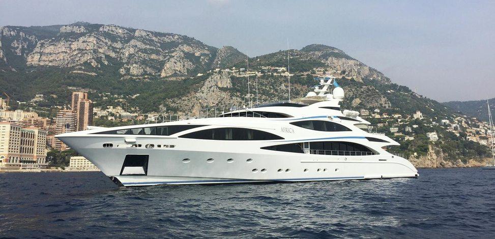 africa i yacht charter price benetti luxury yacht charter