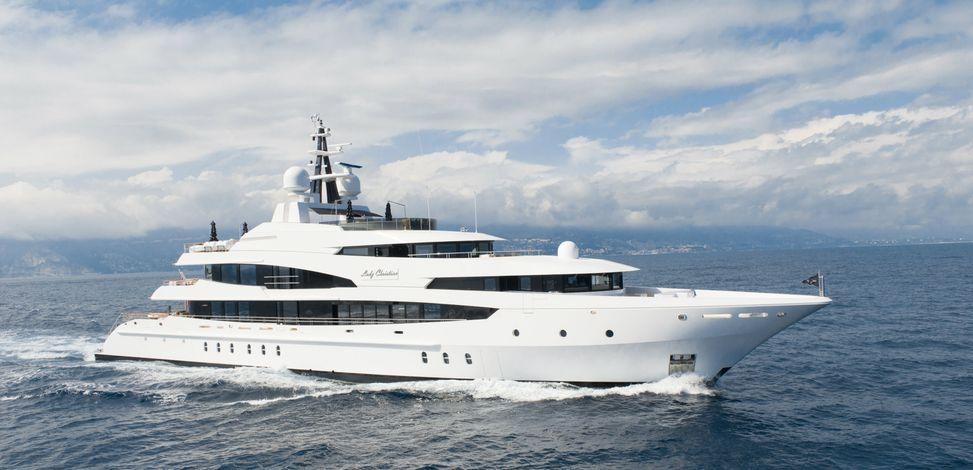 Sea Walk Charter Yacht