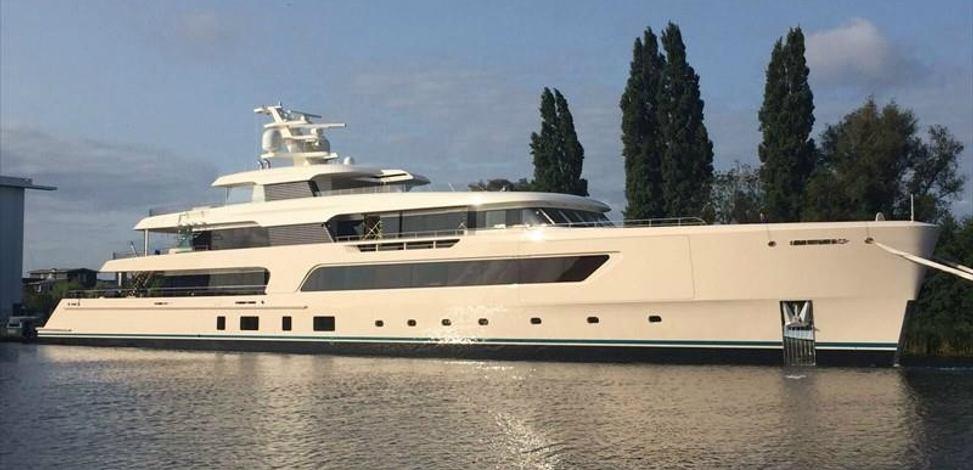 Samaya on Design Gt Luxury Yacht Interior