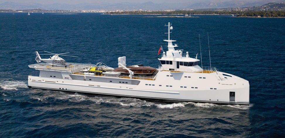 Kết quả hình ảnh cho Game Changer yacht