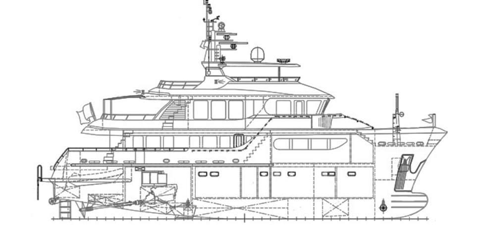 Jade 91 Charter Yacht