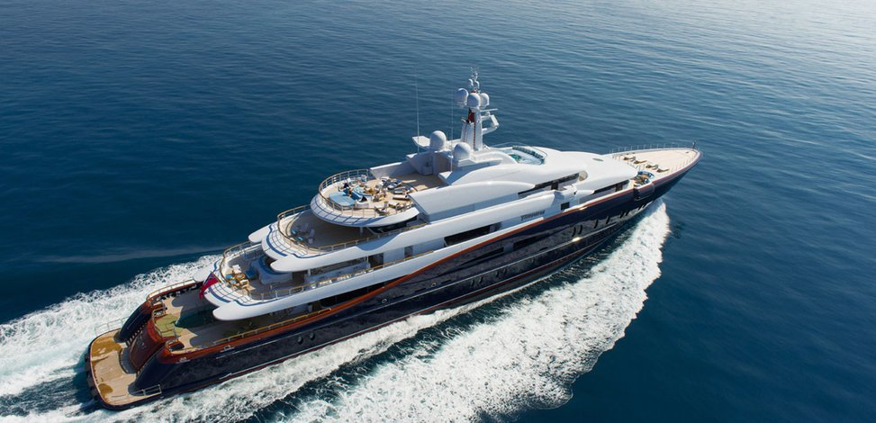 NIRVANA Yacht Charter Price