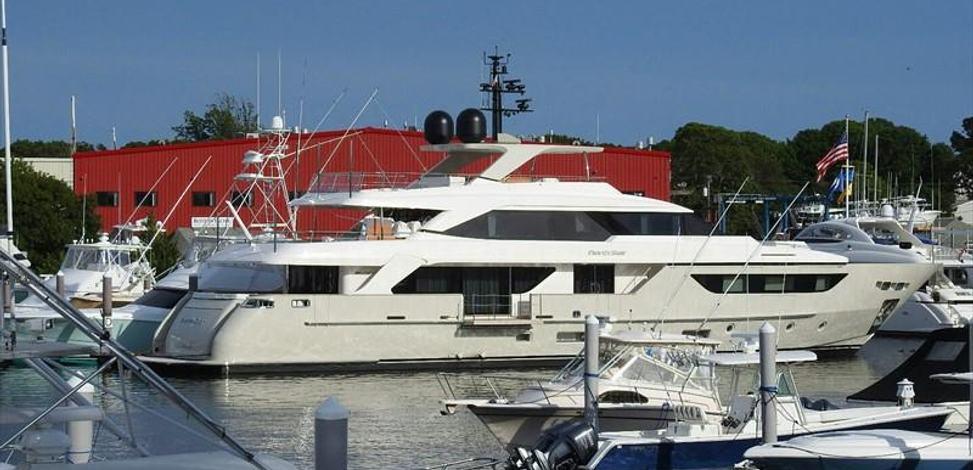 North Star Yacht Sanlorenzo Yacht Charter Fleet