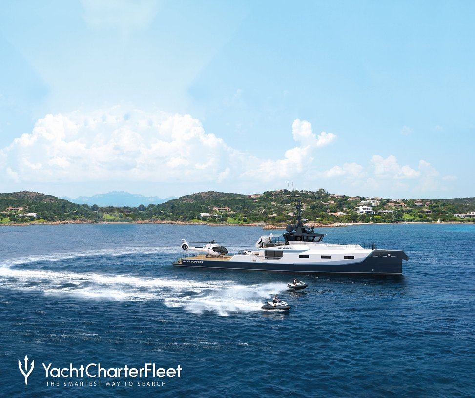 Pink Shadow Charter Yacht - 2