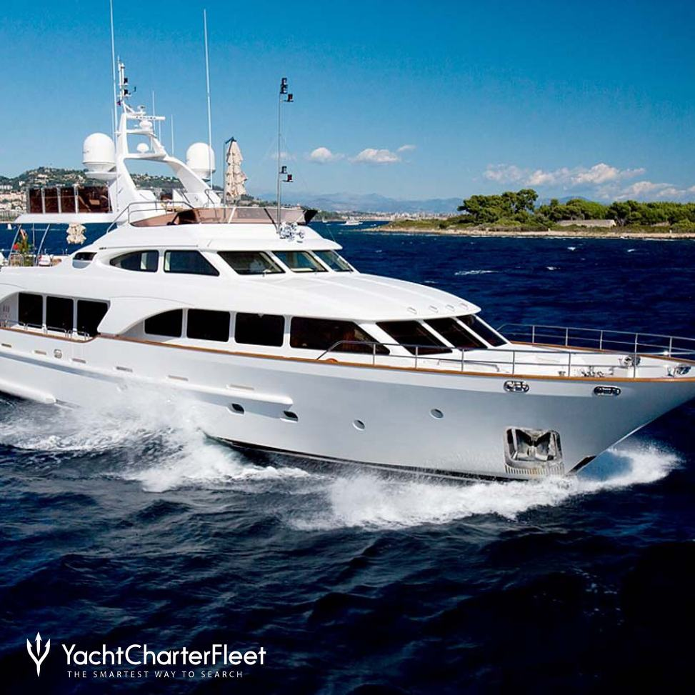 jazz yacht charter price (ex. jazz of monaco) - benetti