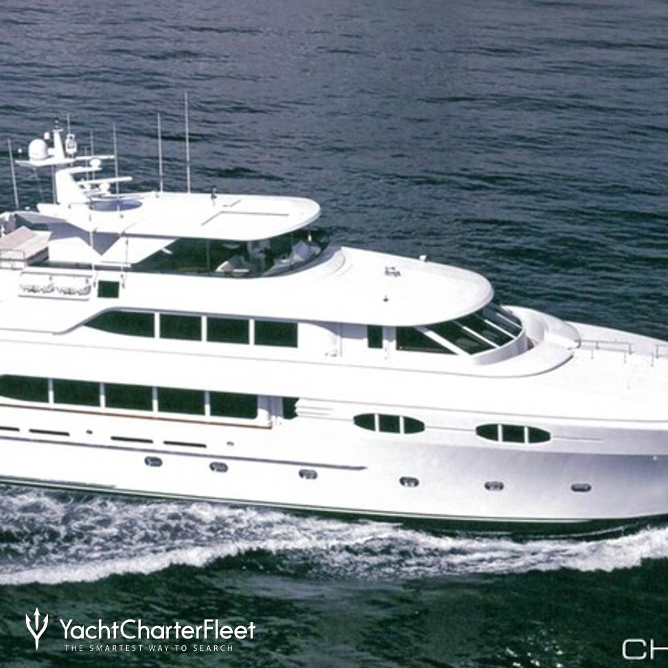 TCB Yacht Charter Price (ex  Penny Mae) - Richmond Yachts