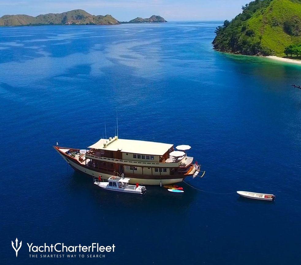 Mischief Charter Yacht