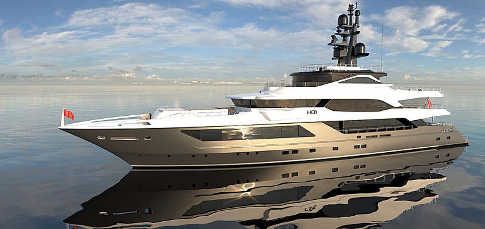 H01 Charter Yacht