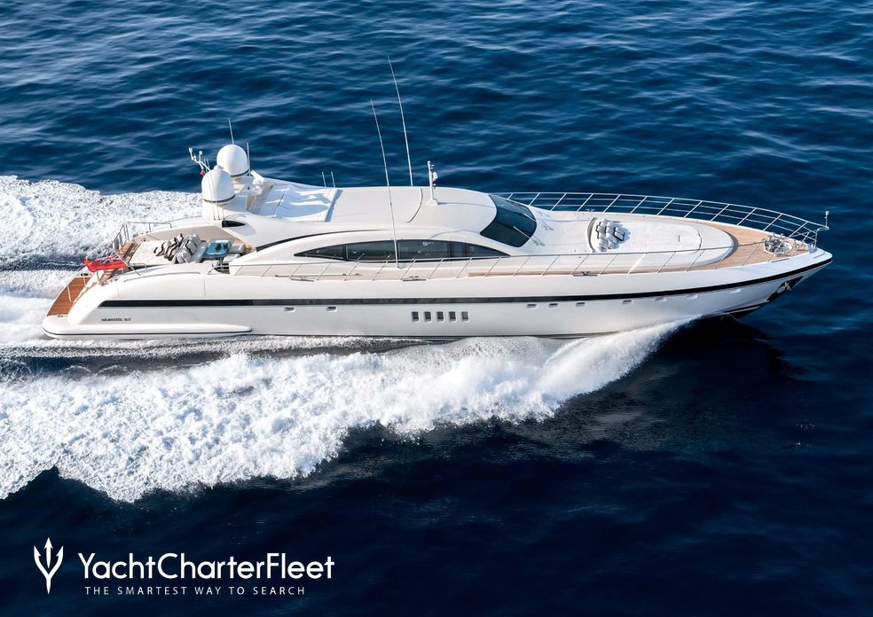 Lionchase Charter Yacht