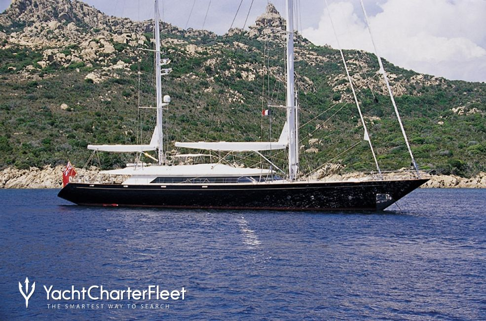 Is A Rose Charter Yacht