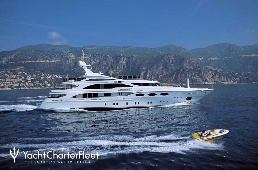 My Falcon Charter Yacht