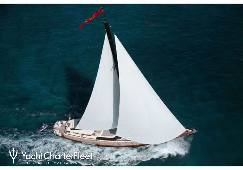 Tenacious Charter Yacht