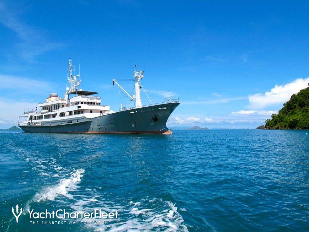 Salila Charter Yacht