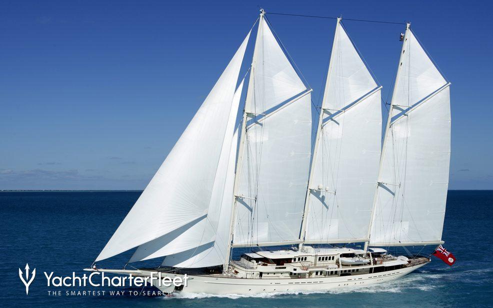 Athena Charter Yacht