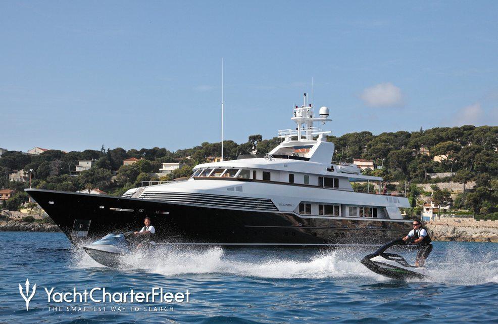 Tugatsu Charter Yacht