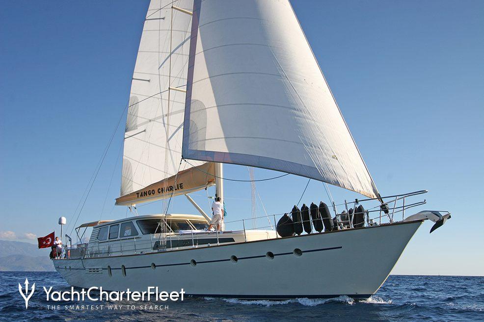 Tango Charlie Charter Yacht