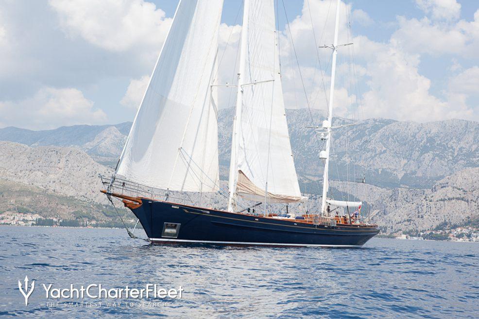 Lauran Charter Yacht