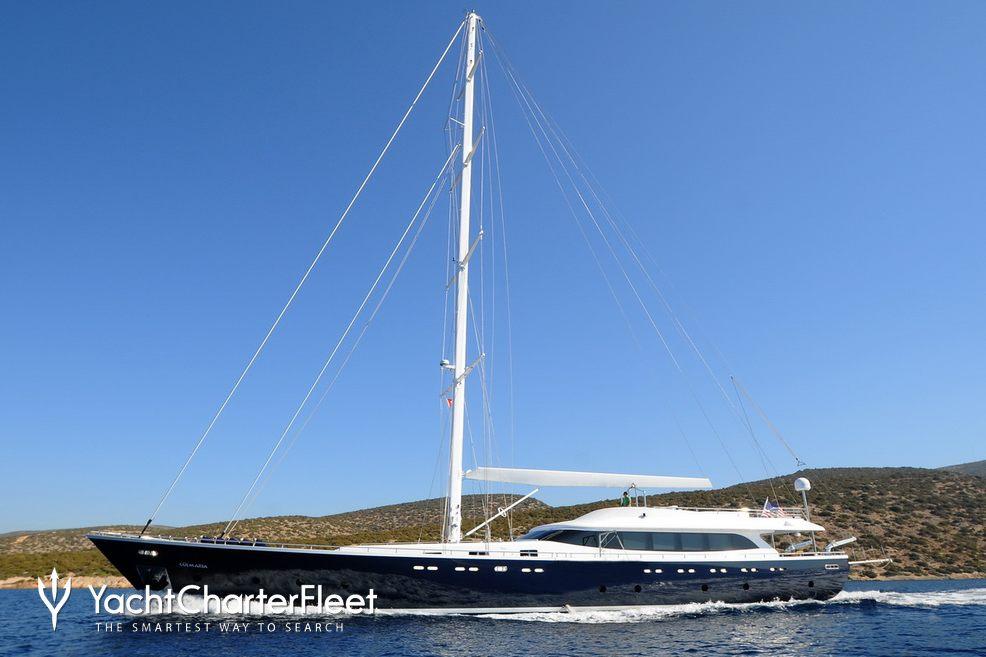 Gulmaria Charter Yacht